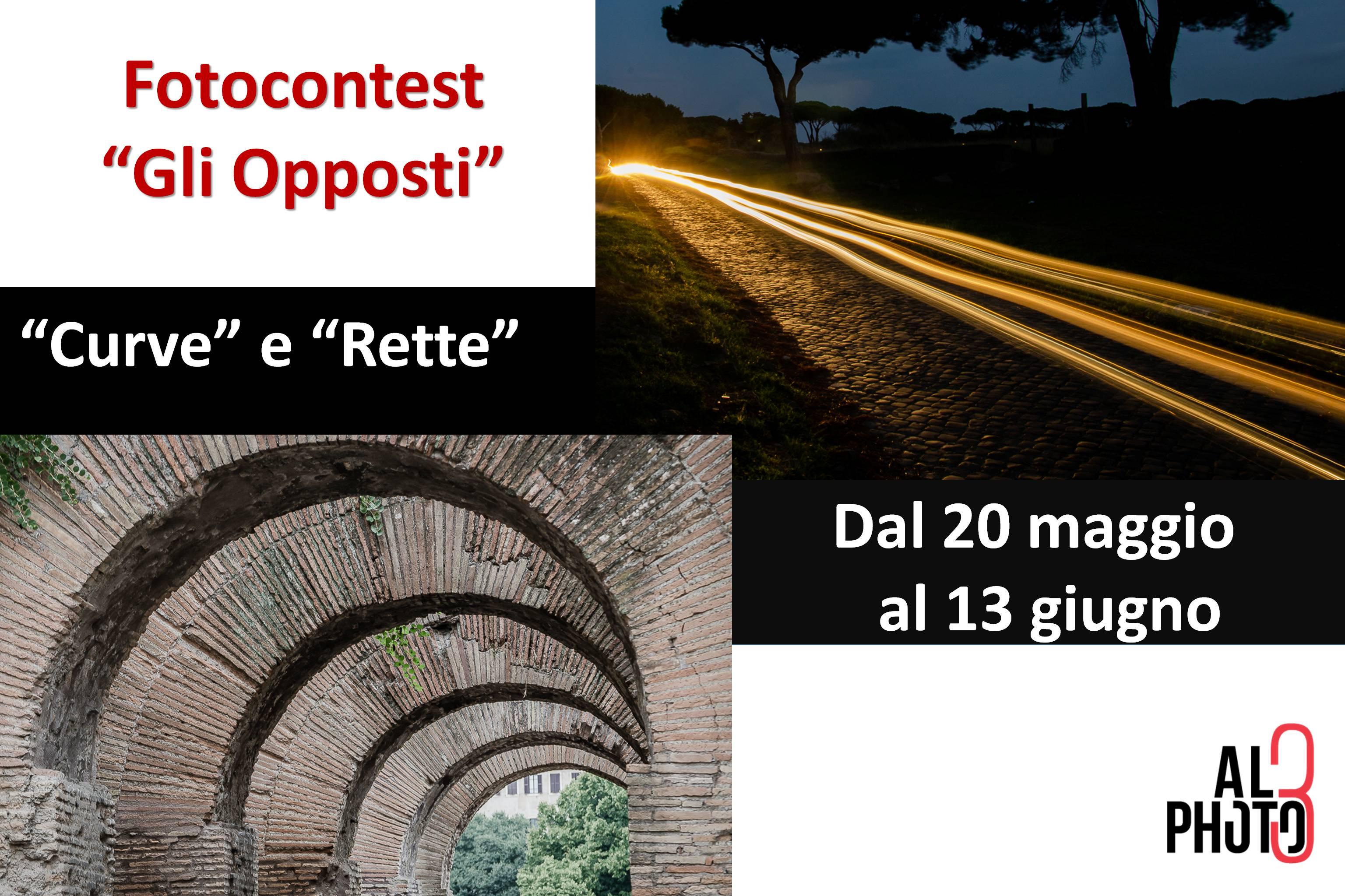"""Contest """"Gli Opposti"""" – prova 9 e 10"""